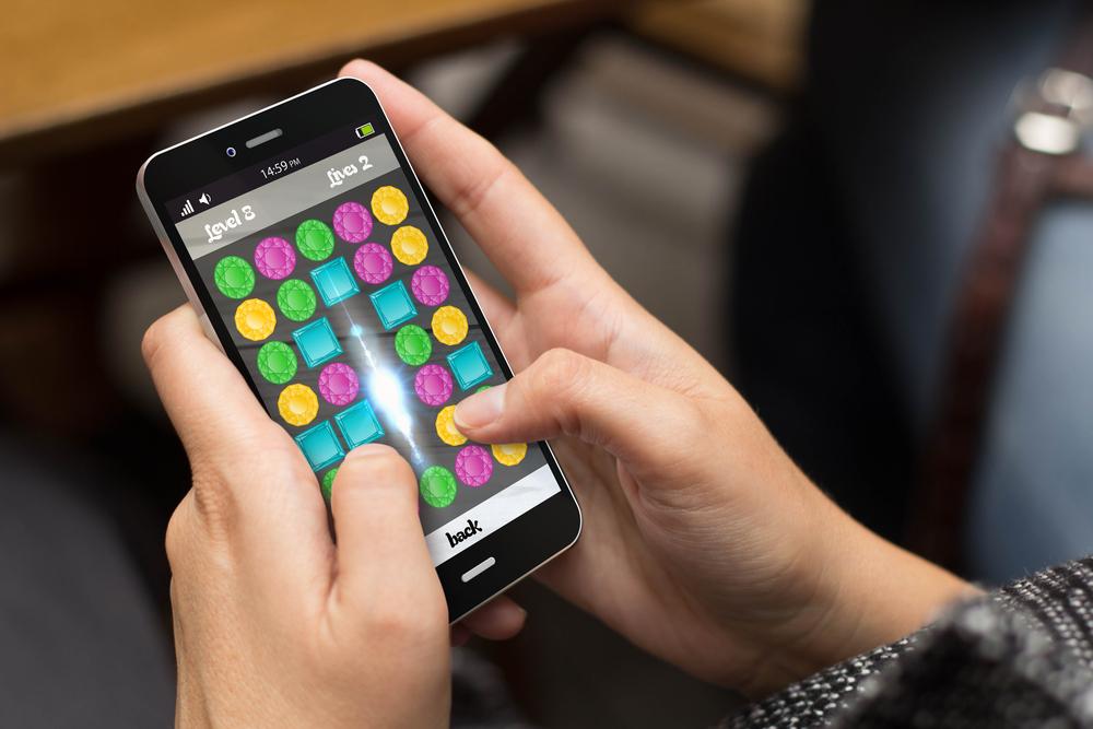 Spel för mobilen